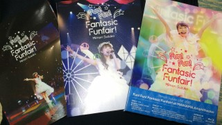 【三森すずこ】2ndライブ Fun!Fun!Fantasic Funfair! Blu-ray 感想